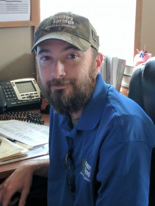Tommy Klinedinst<br/>Assistant Purchaser