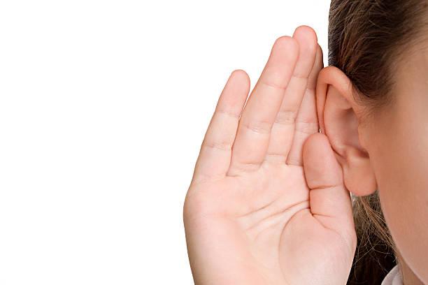 Listen to response to landscape complaints